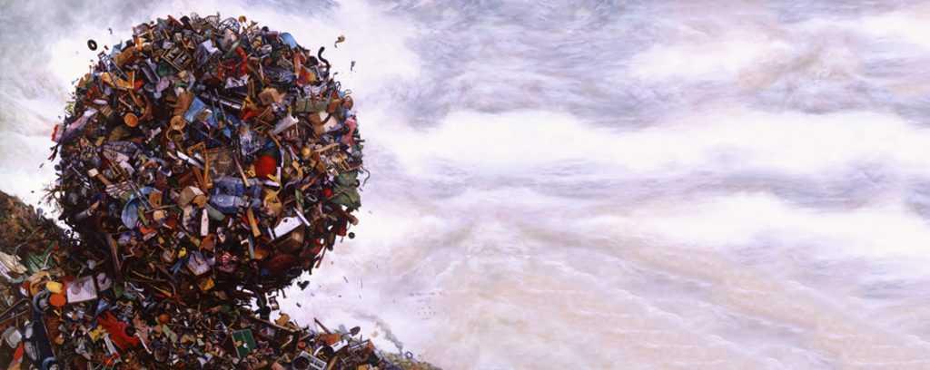 Утилизация промышленных отходов важна, чтобы они не накапливались как снежный ком