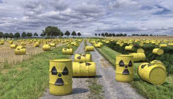 Утилизация и переработка радиоактивных отходов