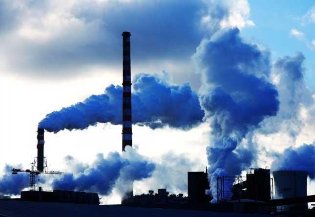 выбросы вредных веществ в атмосферу