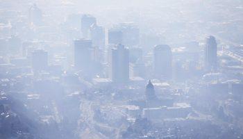 Источники химического загрязнения воздуха и его последствия