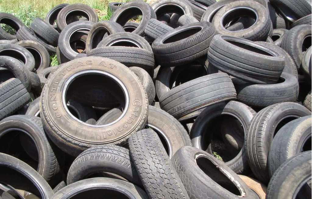 Бесплатная и платная утилизация шин на заводах и шиномонтаже