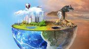 Основные вещества и виды загрязнения биосферы
