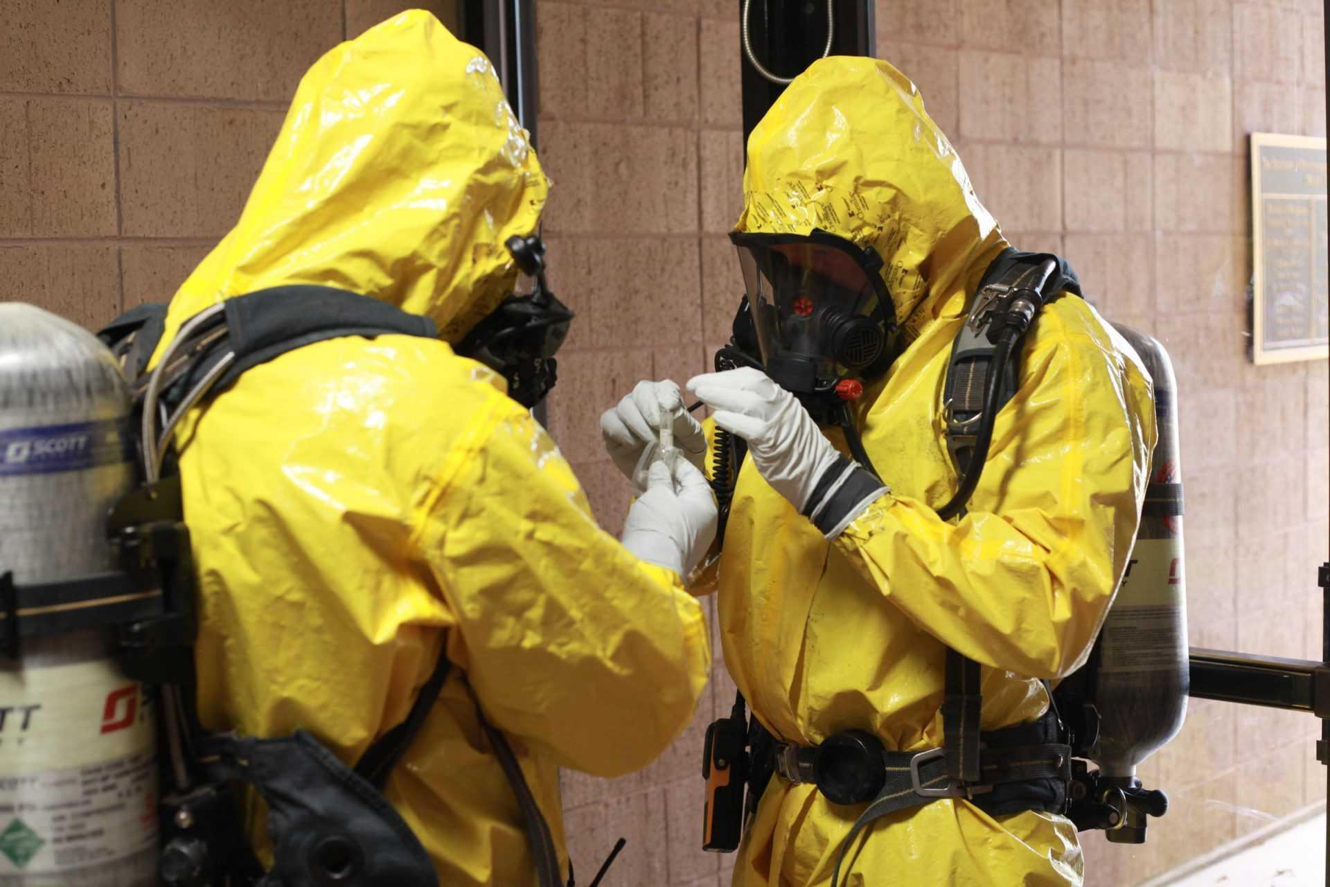 Биологическое загрязнения и болезни человека