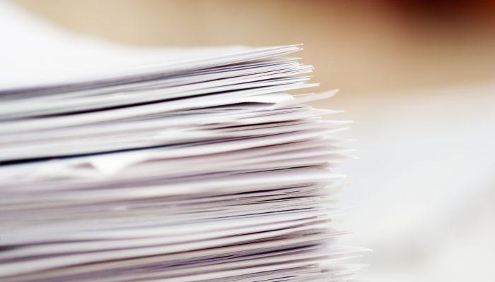 Утилизация бумаги из офиса: методы, технология, цены и штрафы