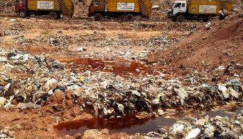 Основные источники загрязнения почвы