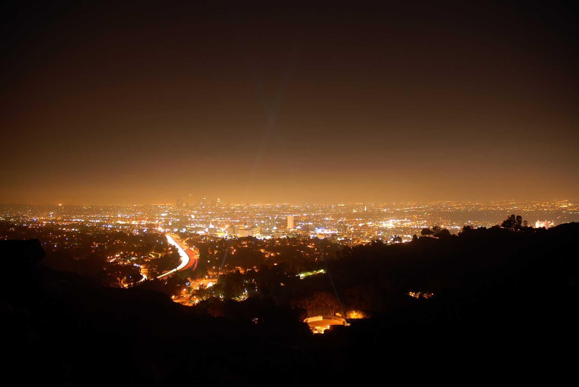 Влияние светового загрязнения на человека