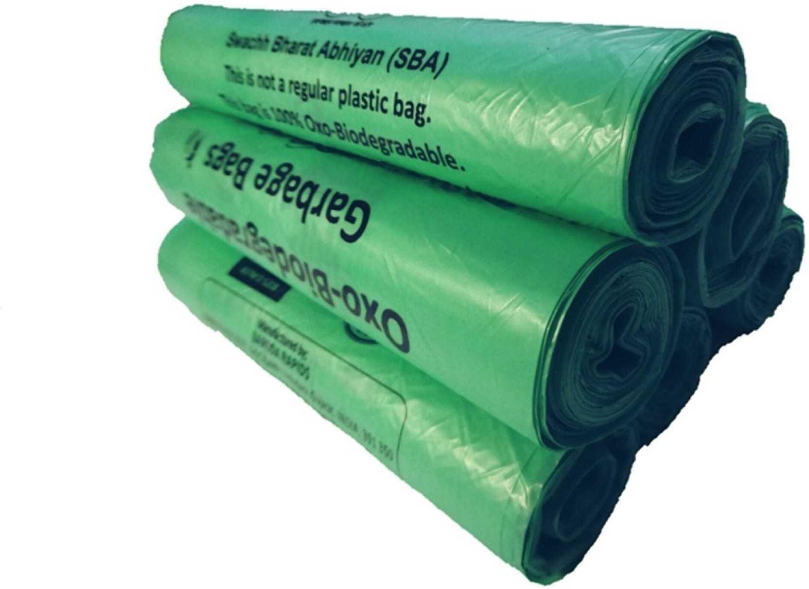 Так ли экологичны биоразлагаемые пакеты для мусора?