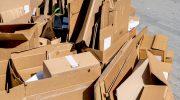 Сколько стоит килограмм картона до и после переработки?