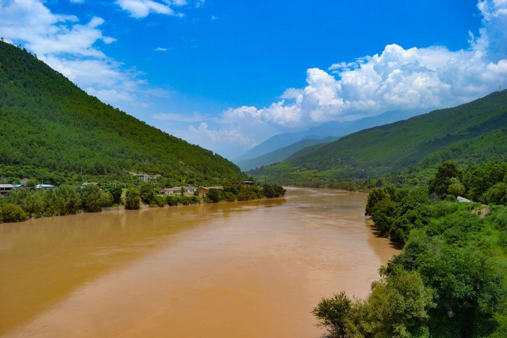 река хуан хе