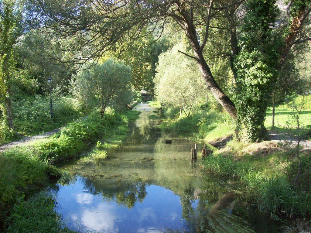 река сарно