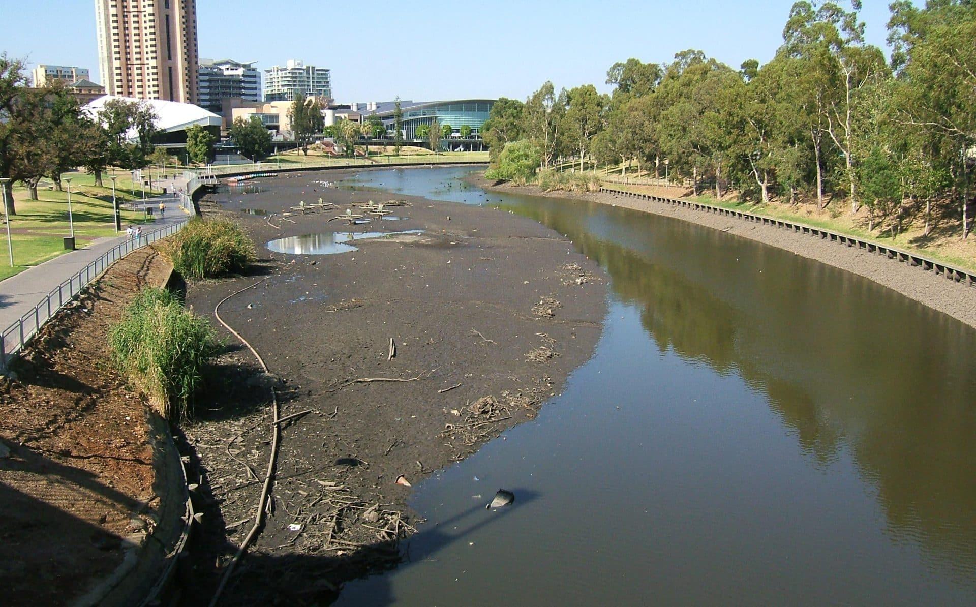 Причины и степени загрязнения рек в России и мире