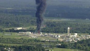 Аварии с выбросом химических и радиоактивных веществ в России