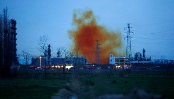 Правила поведения и действия при химической атаке