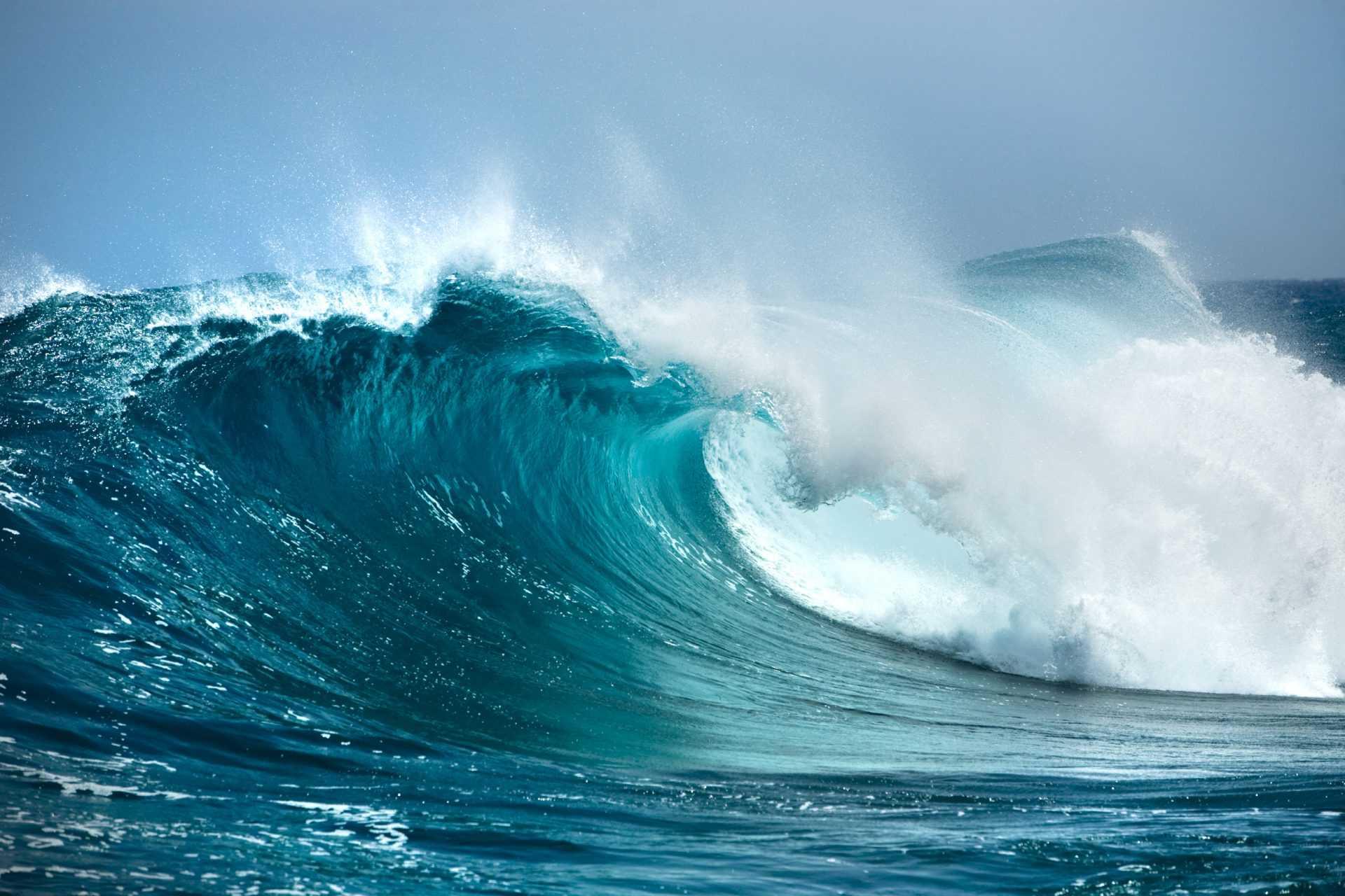 Принцип работы волновых электростанций