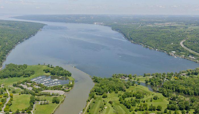 Основные источники загрязнения воды