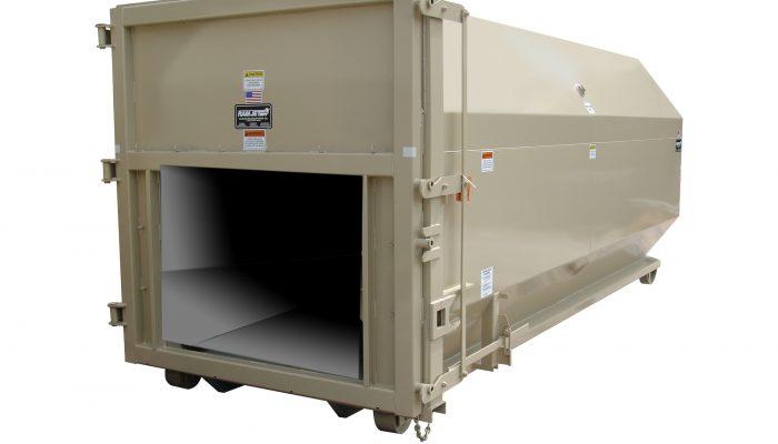 Пресс для отходов: утилизация мусора с помощью компакторов