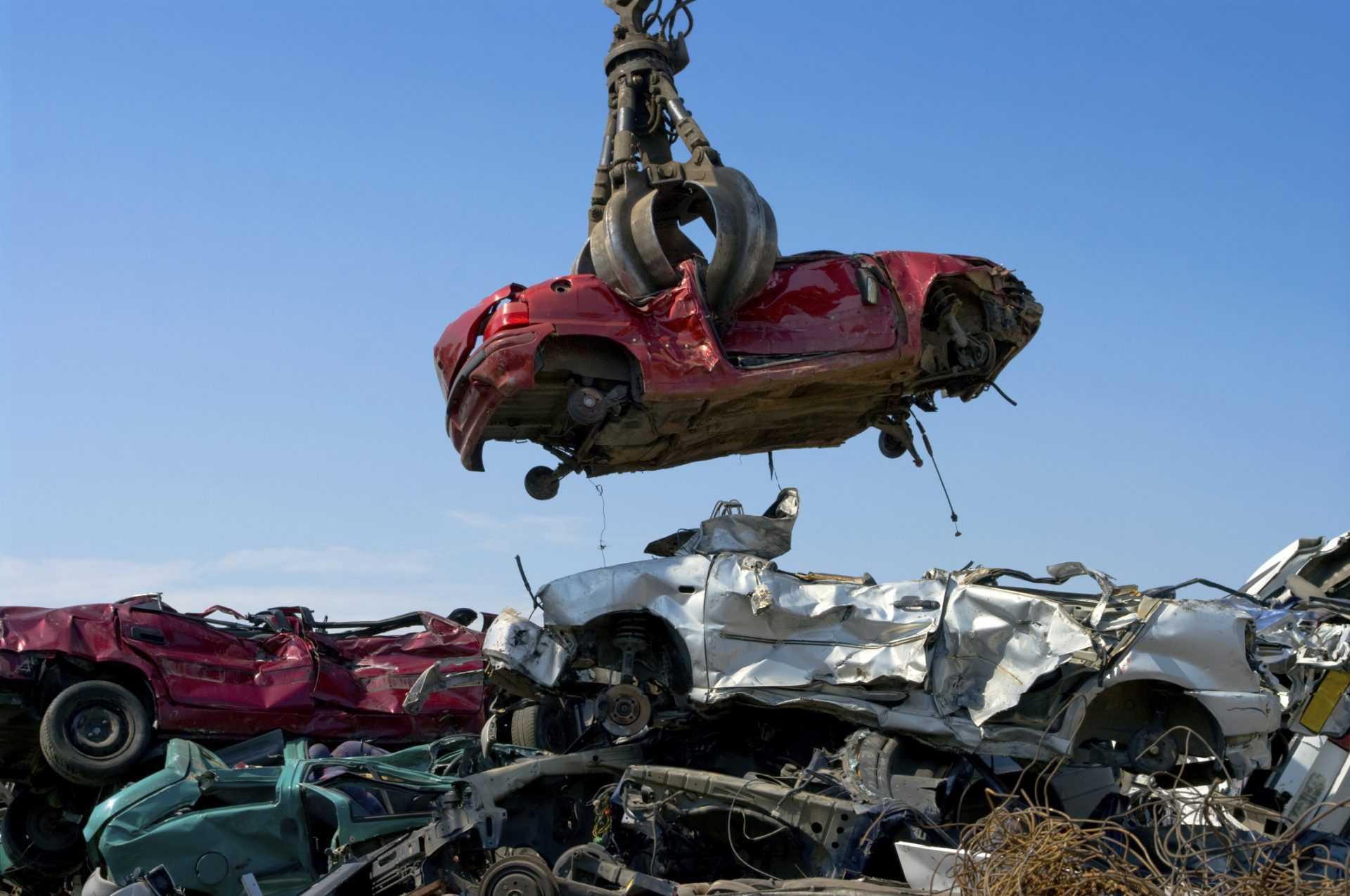 Как утилизировать автомобиль в 2020 году?