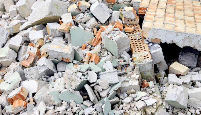 Утилизация и переработка строительного мусора