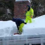 Сколько весит сухой и мокрый снег?