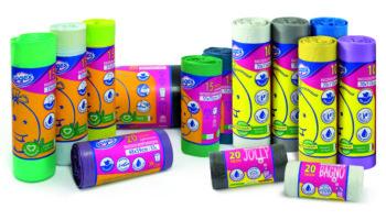 Биоразлагаемые и полиэтиленовые мешки для мусора | В чем выбрасывать мусор?