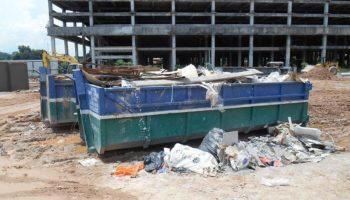 Классификация строительных отходов в ФККО