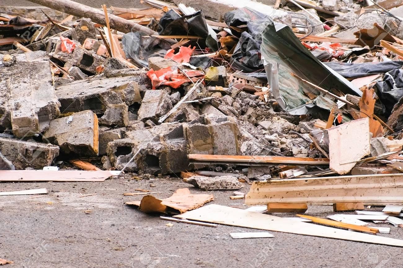 Отходы от ремонтных и строительных работ