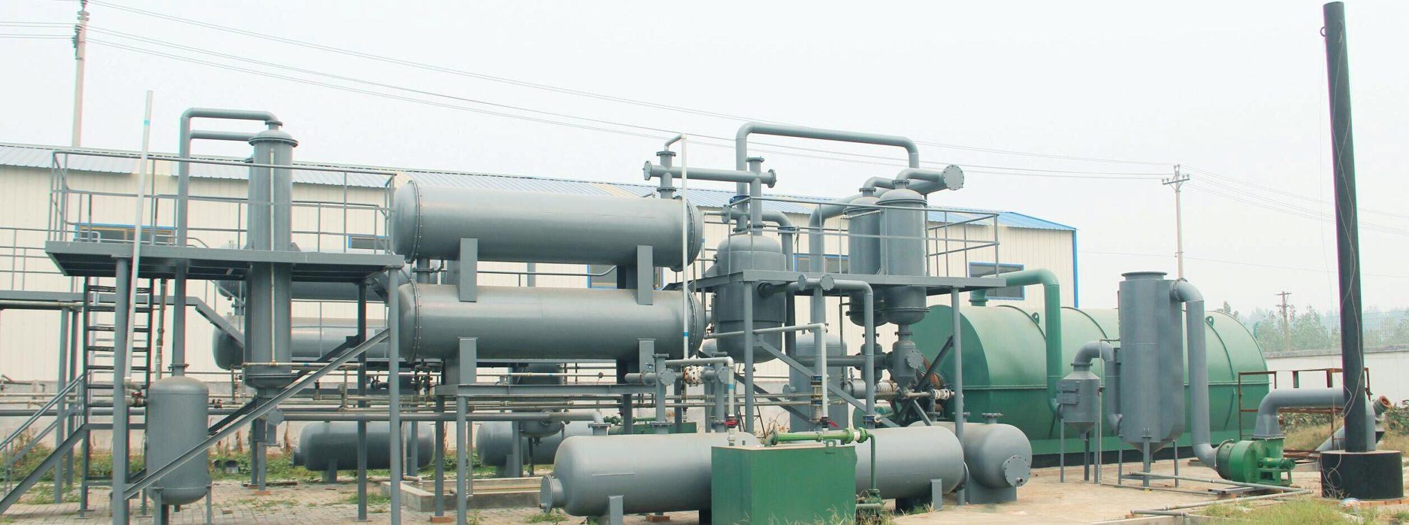 Перереработка и утилизация топлива