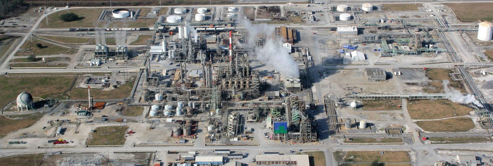 Первичная переработка нефти